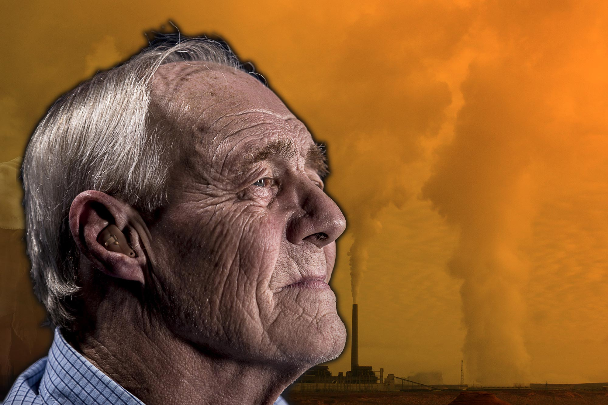 Significant Link Found Between Air Pollution and Neurological Disorders in US -