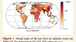 Air Pollution Pandemic