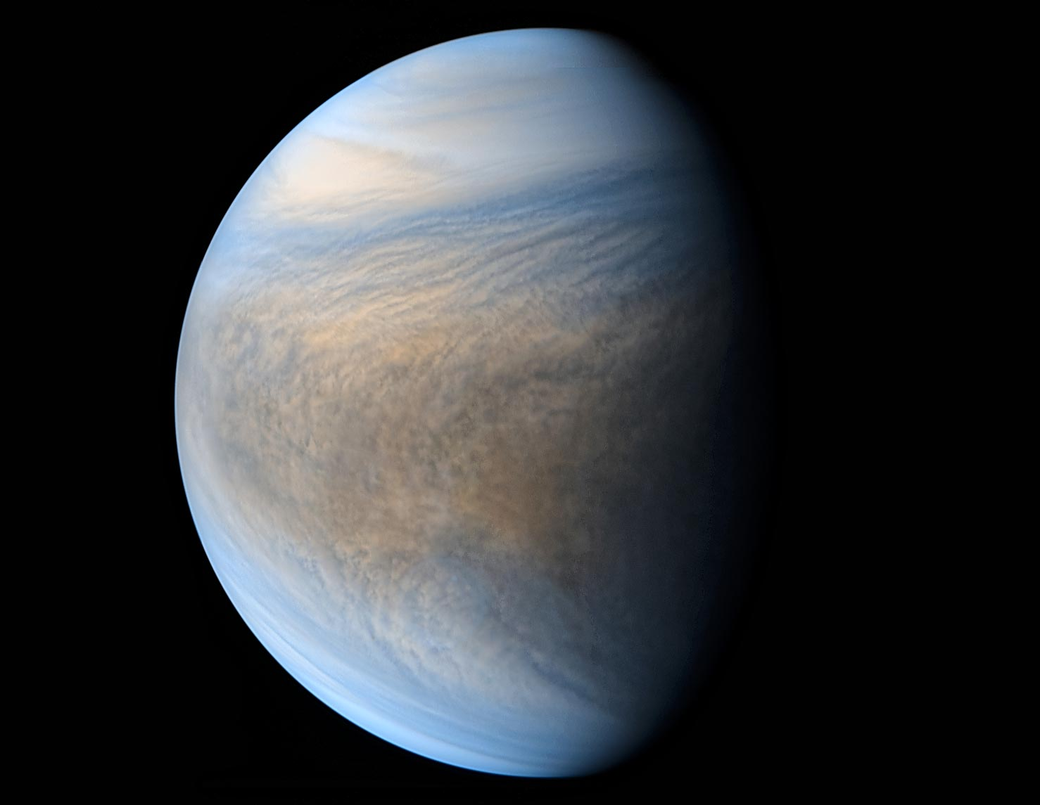 Venus might be a hellscape today because of Jupiter