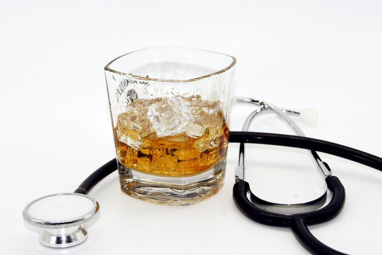 Alcohol Stethoscope