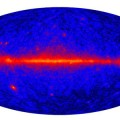 All-sky map of gamma rays observed in our galaxy by the Fermi Large Area Telesco