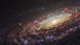 Amazing Hubble Image of Spiral Galaxy NGC 7331