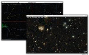 Amazing Universe Captured with the Subaru Telescope