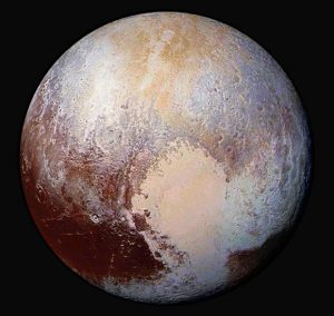 An Interior Ocean May Be Driving Geologic Activity on Pluto