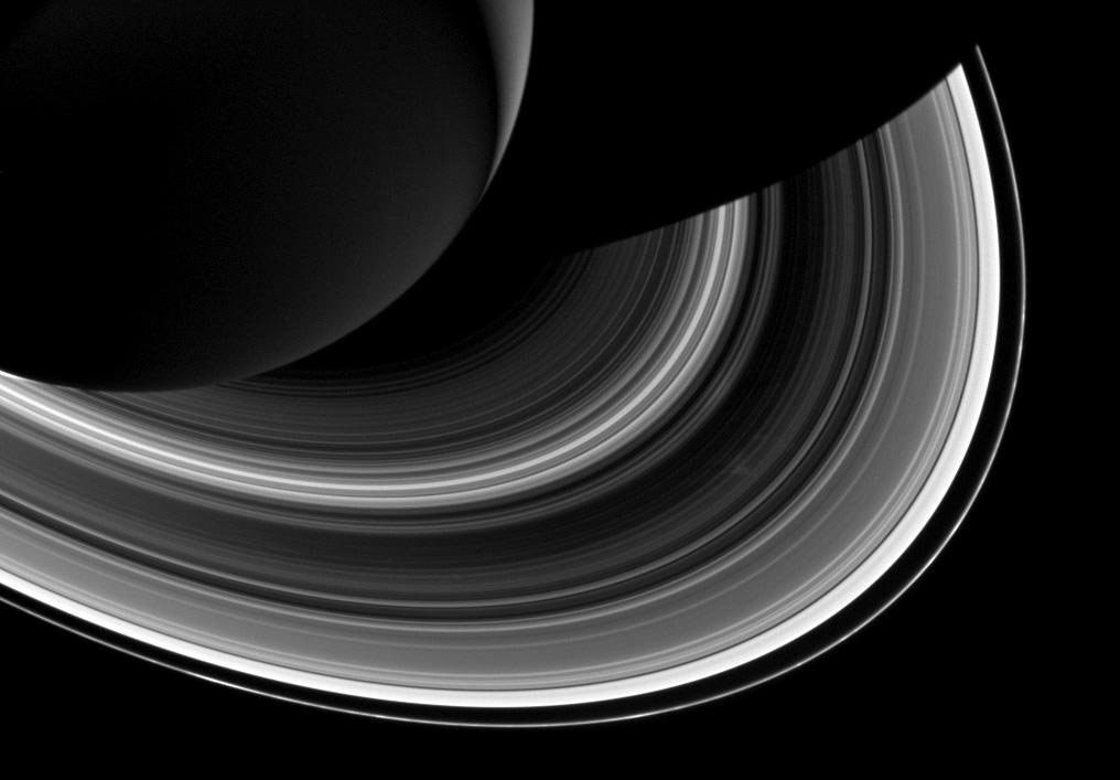 Saturn Rings How Many