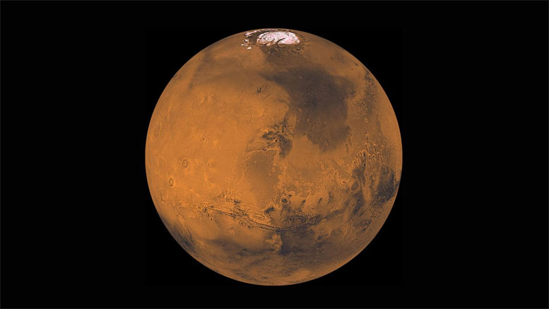 Ancient Asteroid Impact Could Explain Martian Geological Mysteries