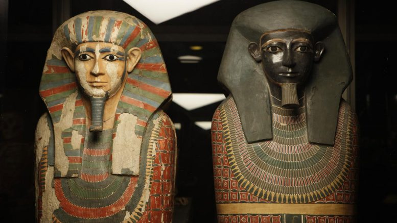 Ancient DNA Solves 4,000 Year Old Egyptian Mummy Mystery