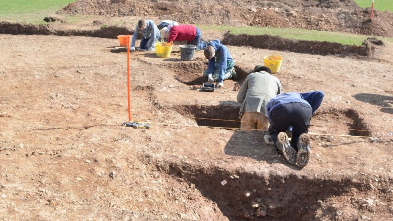 Ancient Human Remains Unearthed by ANU Archaeologist