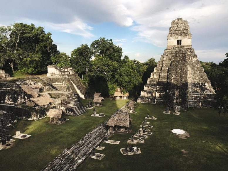 Ancient Maya City of Tikal