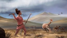 Woman Hunter of the Andes