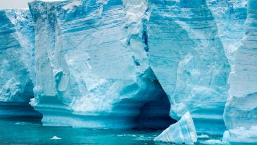 Antarctic Ice Cliff