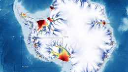 Antarctic Ice Velocity