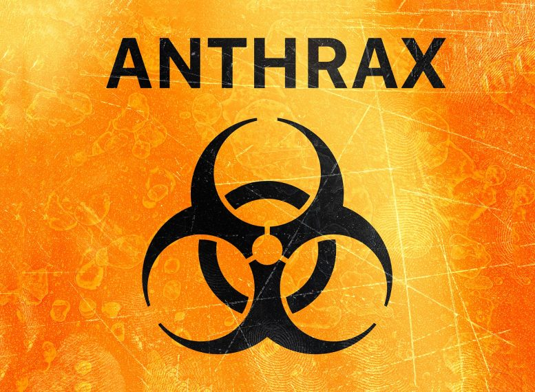Anthrax Sign