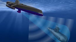 Anti-Submarine Warfare Continuous Trail Unmanned Vessel (ACTUV) program