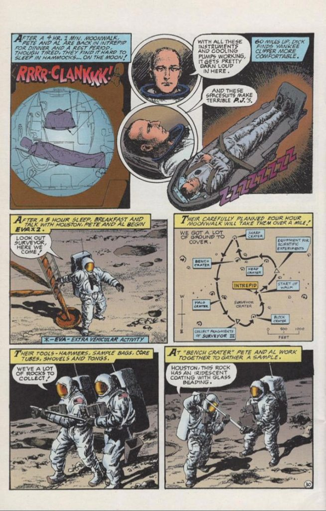 Apollo 12 Graphic Novel