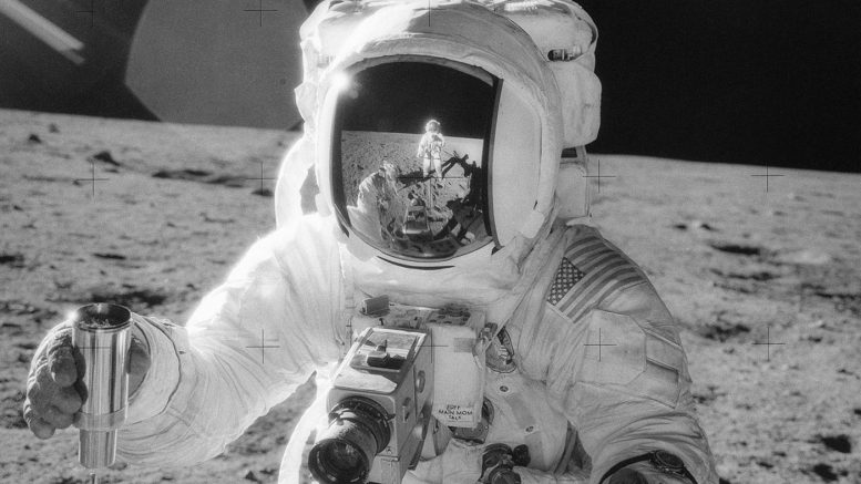 Apollo 12 Lunar Module Pilot Alan Bean
