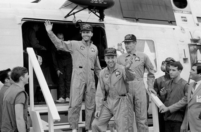 Apollo 13 Crewmembers