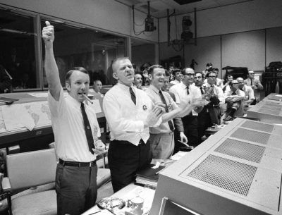 Apollo 13 Flight Directors Success