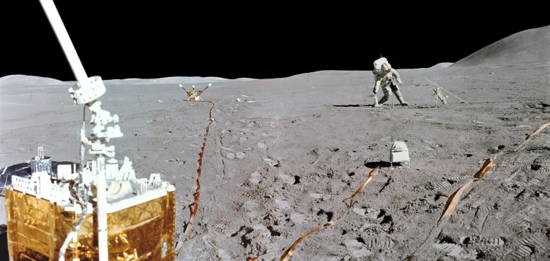 Apollo Lunar Surface Experiments Package