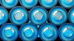 Aqueous Lithium-Ion Battery Artist Rendering