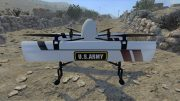 Army Quadrotor Drone Performance