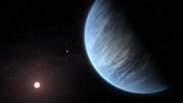 For 1st Time NASA Finds Water Vapor on a Super-Earth [Video]