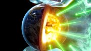 Artistic Interpretation Argon Earth's Core