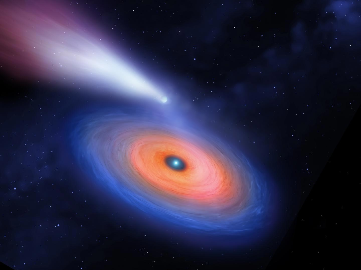 Hidden Giant Planet Discovered Around Tiny White Dwarf Star [Video] - SciTechDaily