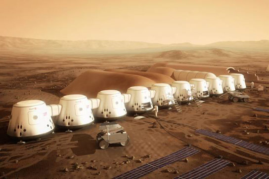 Assessing the Technical Feasibility of the Proposed Mars One Mission