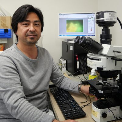 Associate Professor Yohey Suzuki