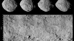 Asteroid Bennu Global Mosaic