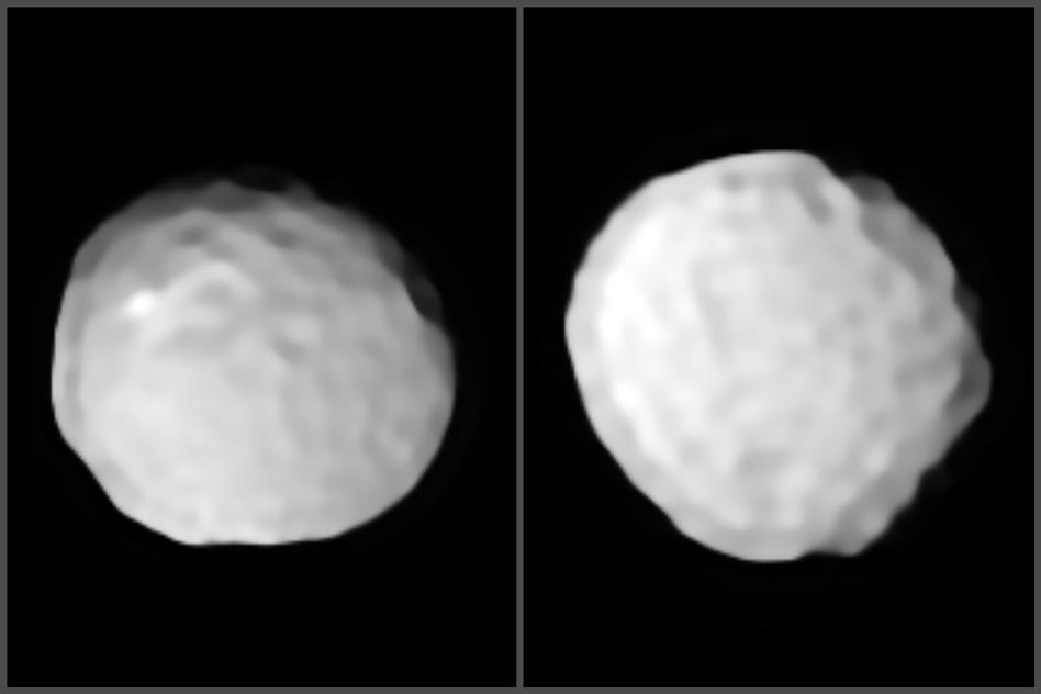"Details Revealed of Asteroid So Heavily Cratered It's Been Dubbed the ""Golf Ball Asteroid"" - SciTechDaily"