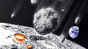 Asteroid Shower