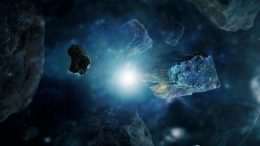 Asteroids Pulverized