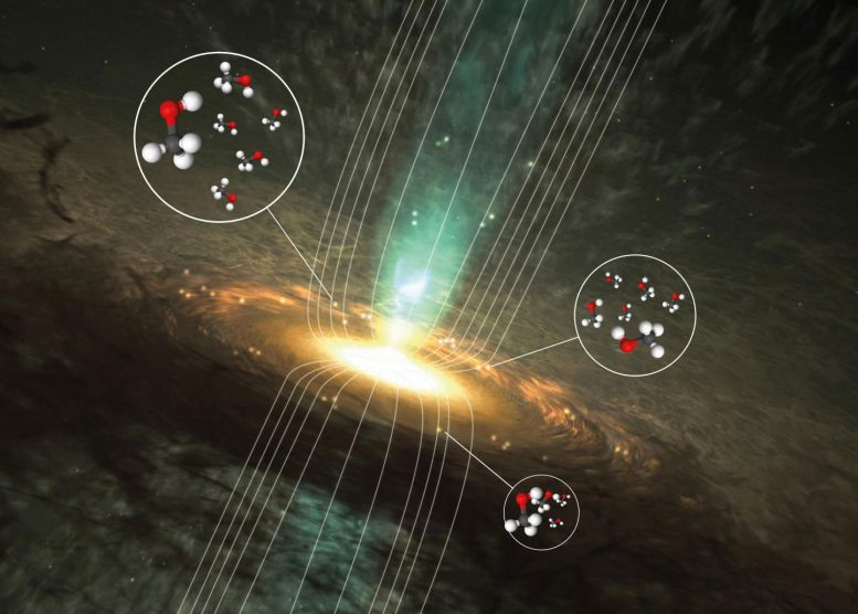 Astrochemists Discover the Magnetic Secrets of Methanol