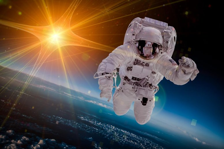 Scientists Find Speed Key to Protecting Astronauts and Satellites From Space Storms