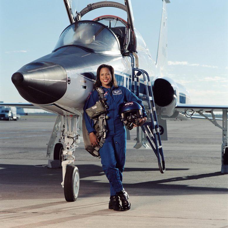 Astronaut Joan Higginbotham