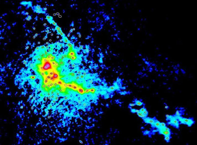 Astronomers Challenge Laws of Star Formation