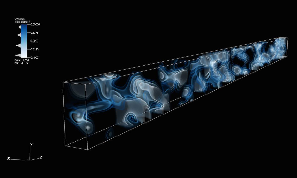 astronomers create 3d map of the distant universe
