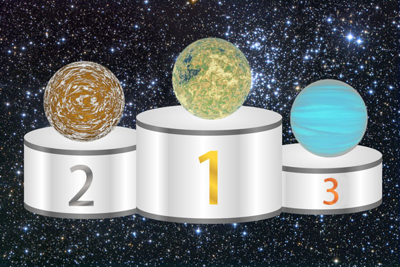 Astronomers Devise Habitability Index for Transiting Planets