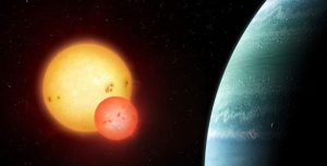 Astronomers Discover A New Planet Orbiting Two Stars