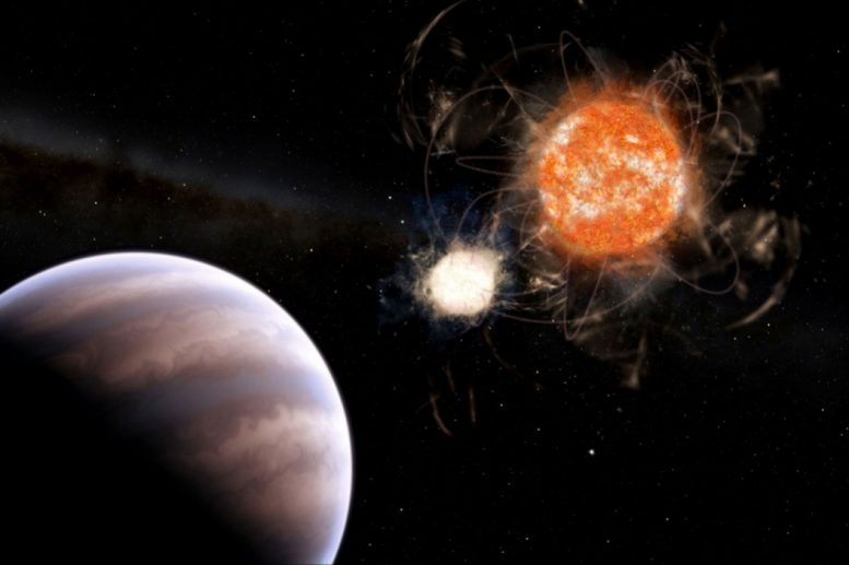 Astronomers Discover Giant Object in the Cygnus Constellation