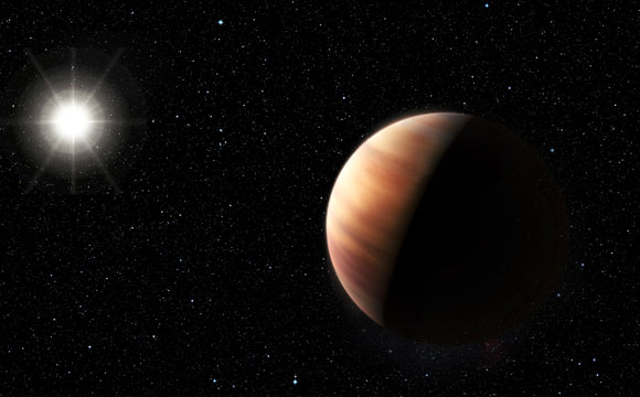 Astronomers Discover Jupiter Twin Orbiting HIP 11915