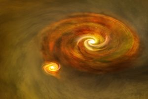 Astronomers Discover Massive Twin Star