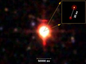 Astronomers Discover Massive Twin Star PDS 27