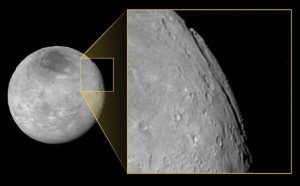 "Astronomers Discover ""Super Grand Canyon"" on Pluto's Moon Charon"