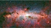 Astronomers Discover Two Young Massive Stars in the Galactic Center