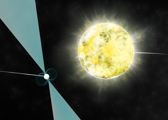 Astronomers Discover the Coldest Faintest White Dwarf Star to Date