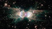 Astronomers Discovered Unusual Laser Emission