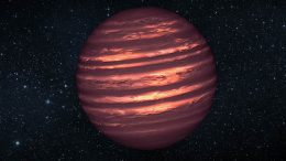 Astronomers Examine Y-Type Brown Dwarfs